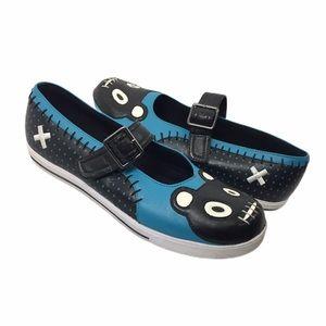 TUK | Mary Jane shoes bear graphic 11